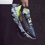 Nike React Sertu 10th 'Black White Navy Volt'