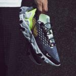 Nike React Sertu 10th 'Black White Navy Volt'
