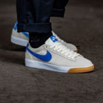 Nike SB Blazer Low GT 'Pale Ivory Pacific Blue Gum'