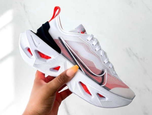 Nike Zoom X Vista Grind blanche Bright Crimson BQ4800-100 (couv)