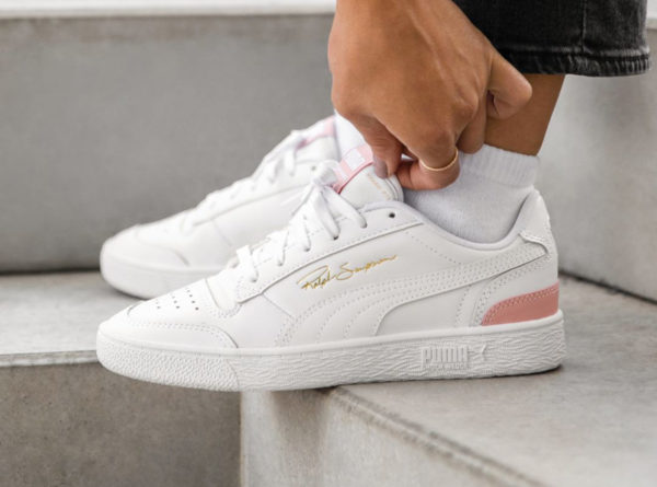 Puma Ralph Sampson Lo Wn's Bridal Rose 370846-06