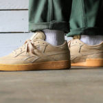 Reebok Club C Revenge 'Chalk Gold Metallic'