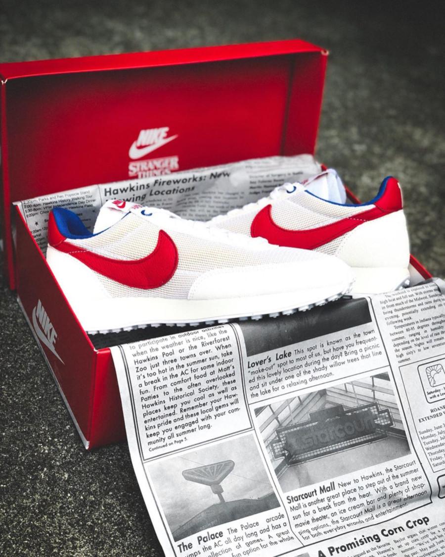 Toutes les chaussures Nike Stranger Things passées sur le grill