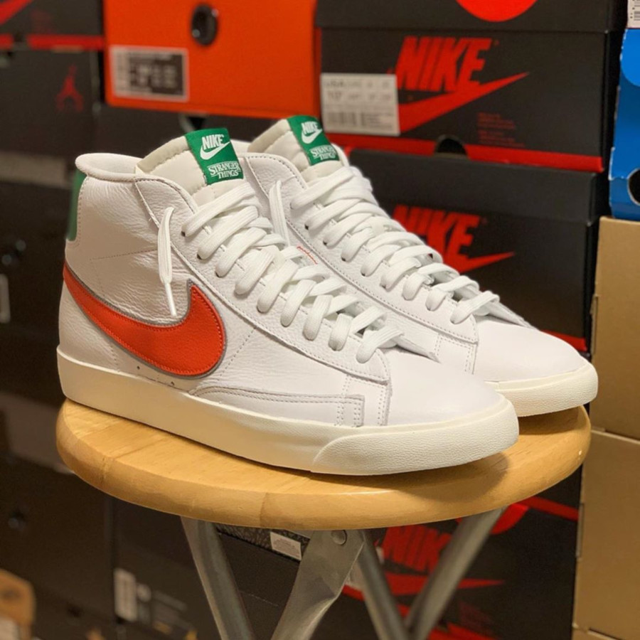ST x Nike Blazer Mid Hawkins High - @ryota9mmlily