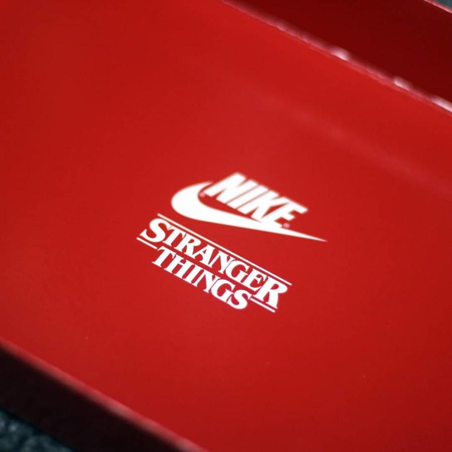 ST x Nike Blazer mi montante en suède bleu (0)