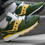 Saucony Azura ST 'Green Yellow'