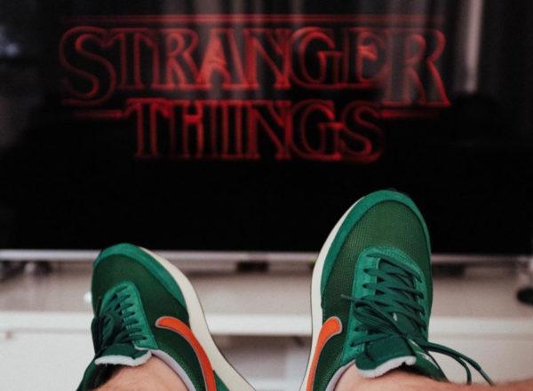 Toutes les Nike Stranger Things