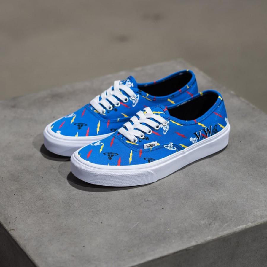 Vans Authentic bleue Vn0a2z5iv7c (2)