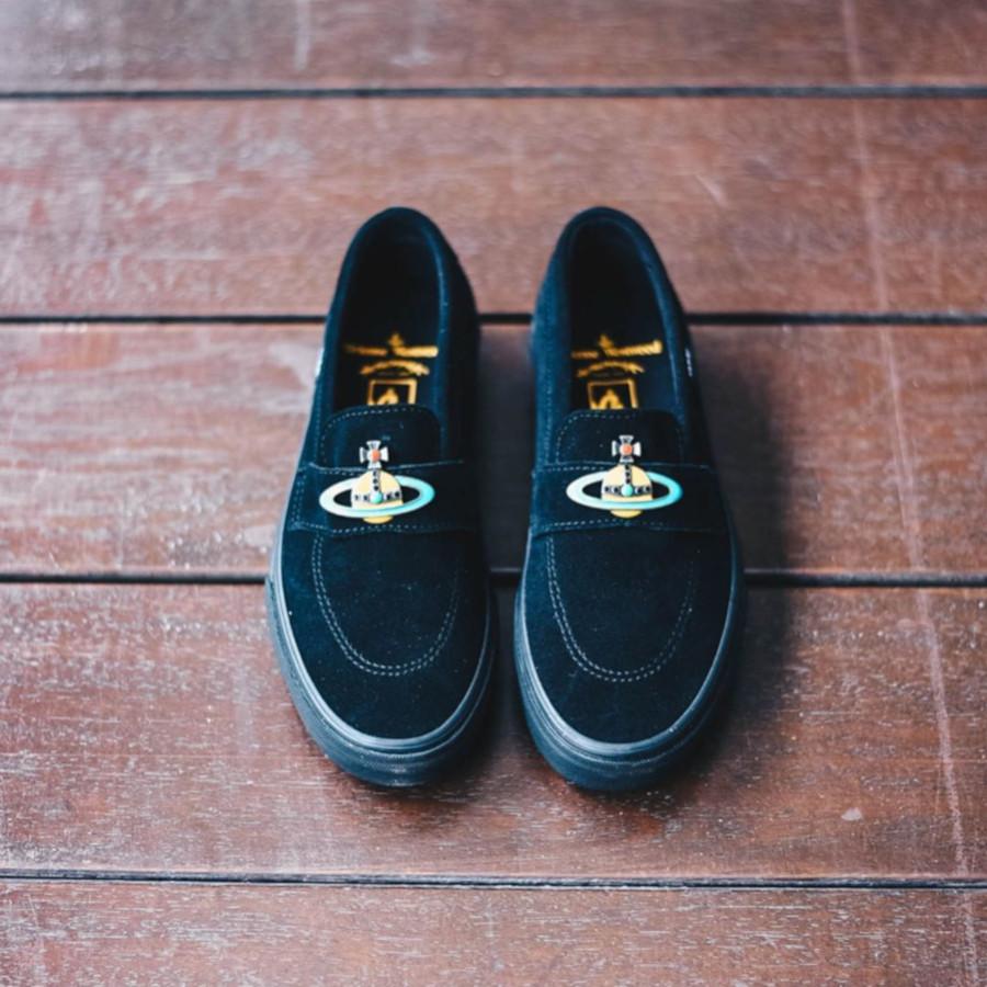 Vans Style 53 noire Vn0a4bu2xmw (1)