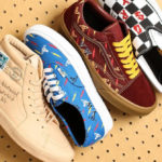 Vivienne Westwood x Vans Anglomania Capsule Collection
