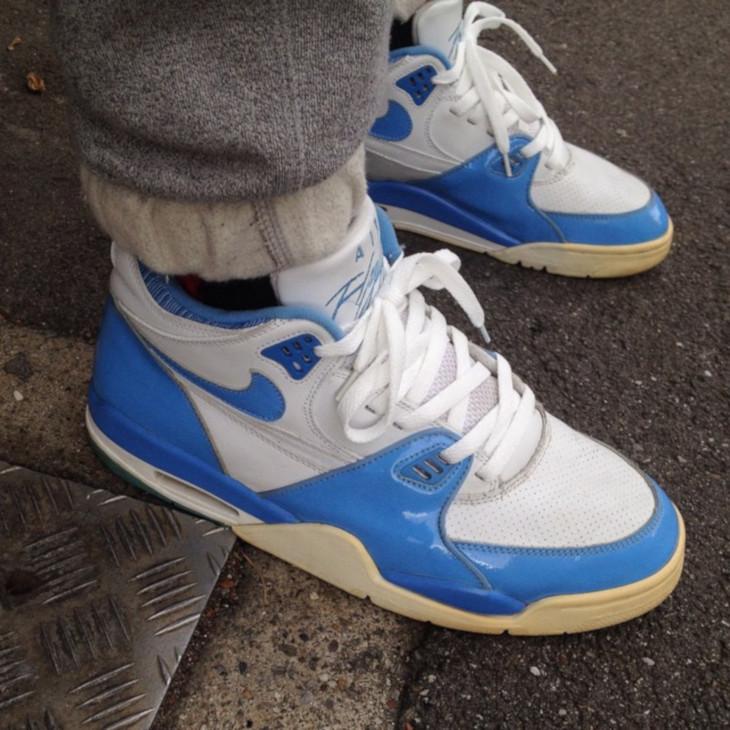 (2002) Nike Air Flight 89 University Blue - @nik.otis