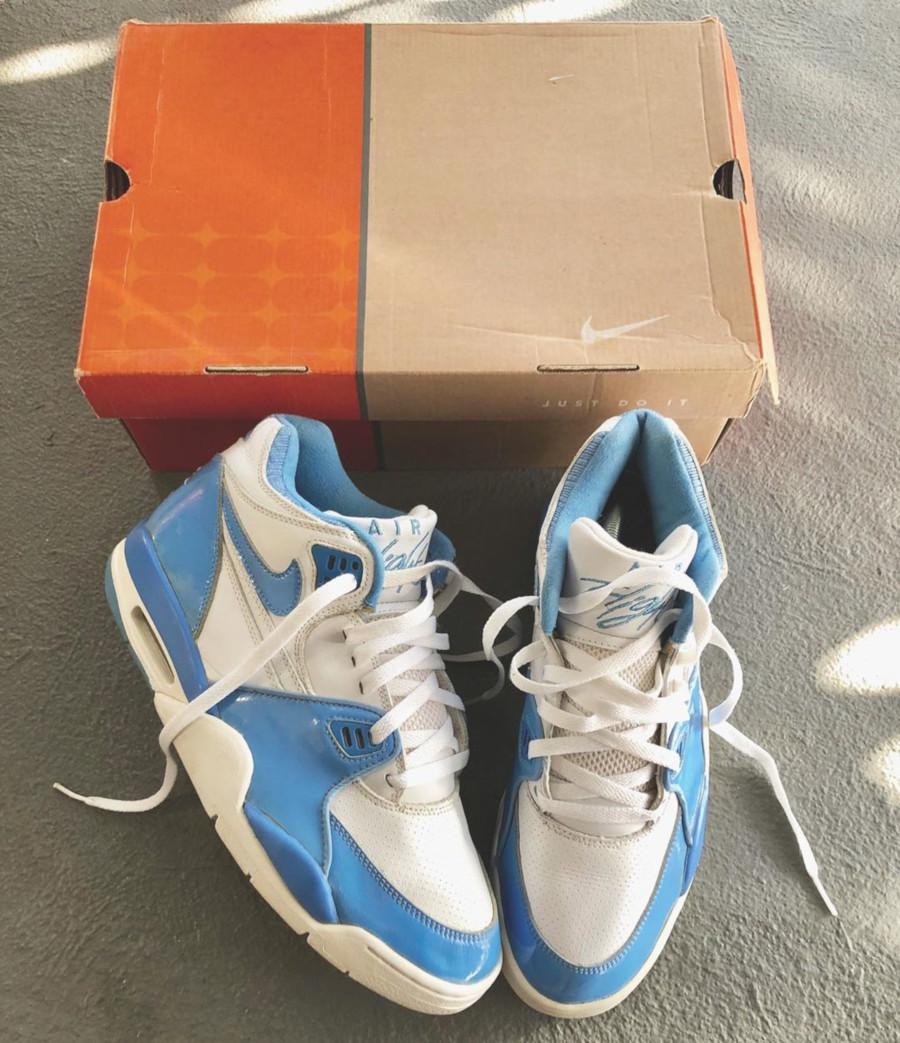 (2003) Nike Air Flight 89 University Blue - @kennyc187