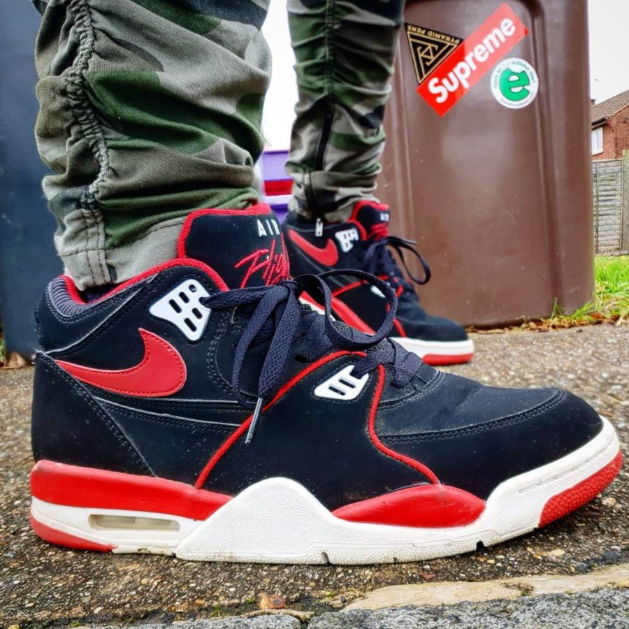 (2011) Nike Air Flight 89 Chicago Bulls - @tommywilks420
