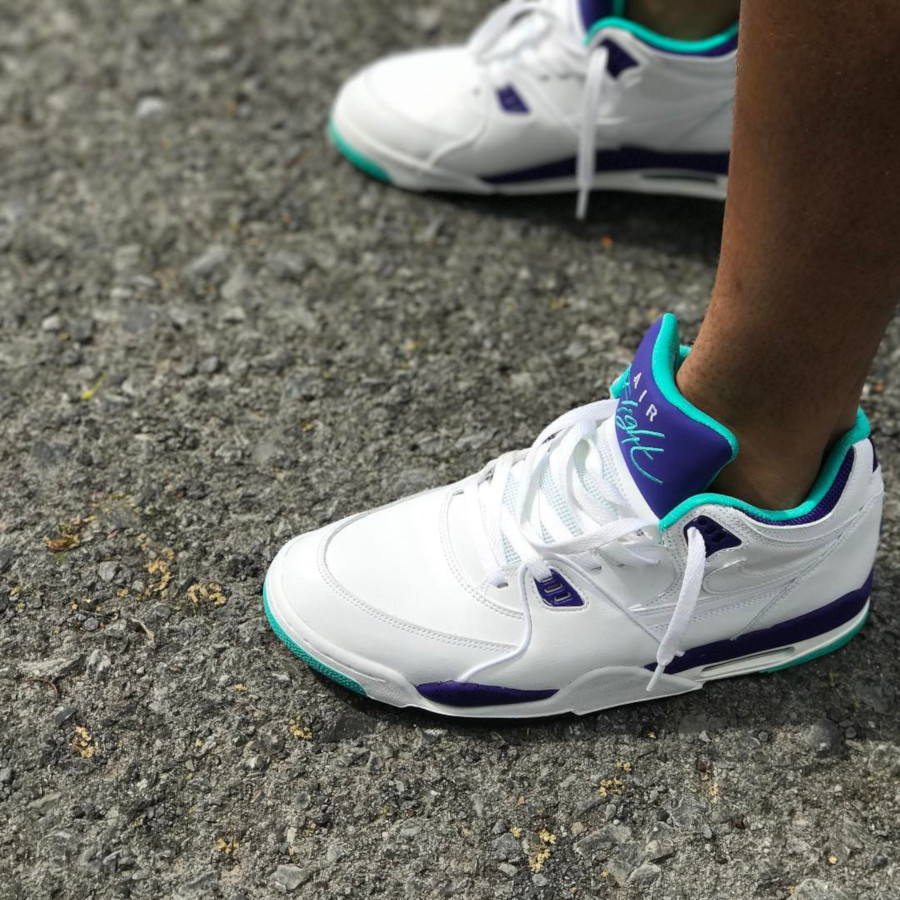 (2012) Nike Air Flight 89 Grape - @jayzrdead
