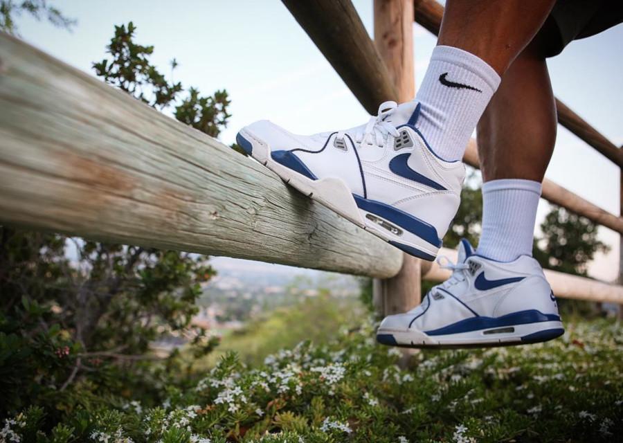 (2012) Nike Air Flight 89 True Blue - @battleground03