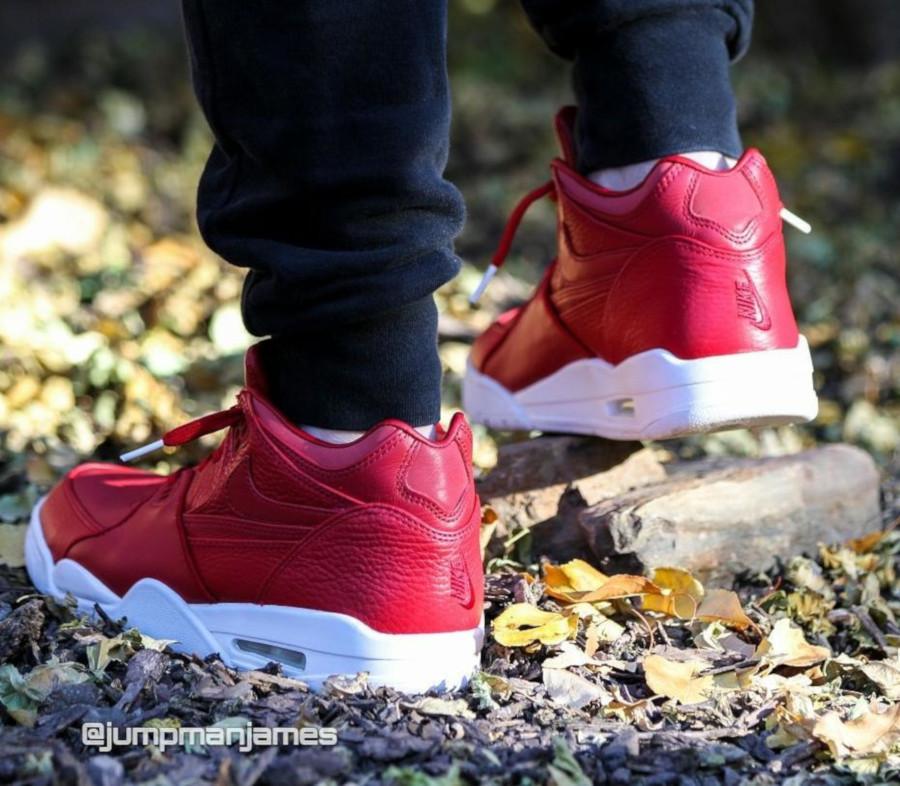 (2015) NikeLab Flight 89 Gym Red - @jumpmanjames