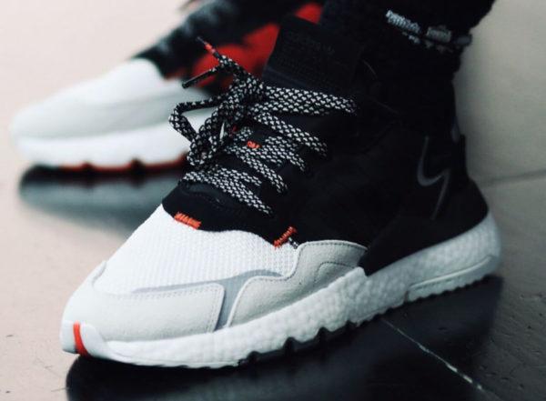 Adidas Nite Jogger 3M Scotchlite Black White EF9419 (couv)
