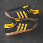 Adidas Originals Oslo 'Black Tribe Yellow Gum'