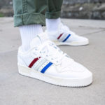 Adidas Rivalry Lo 'White Cream White'
