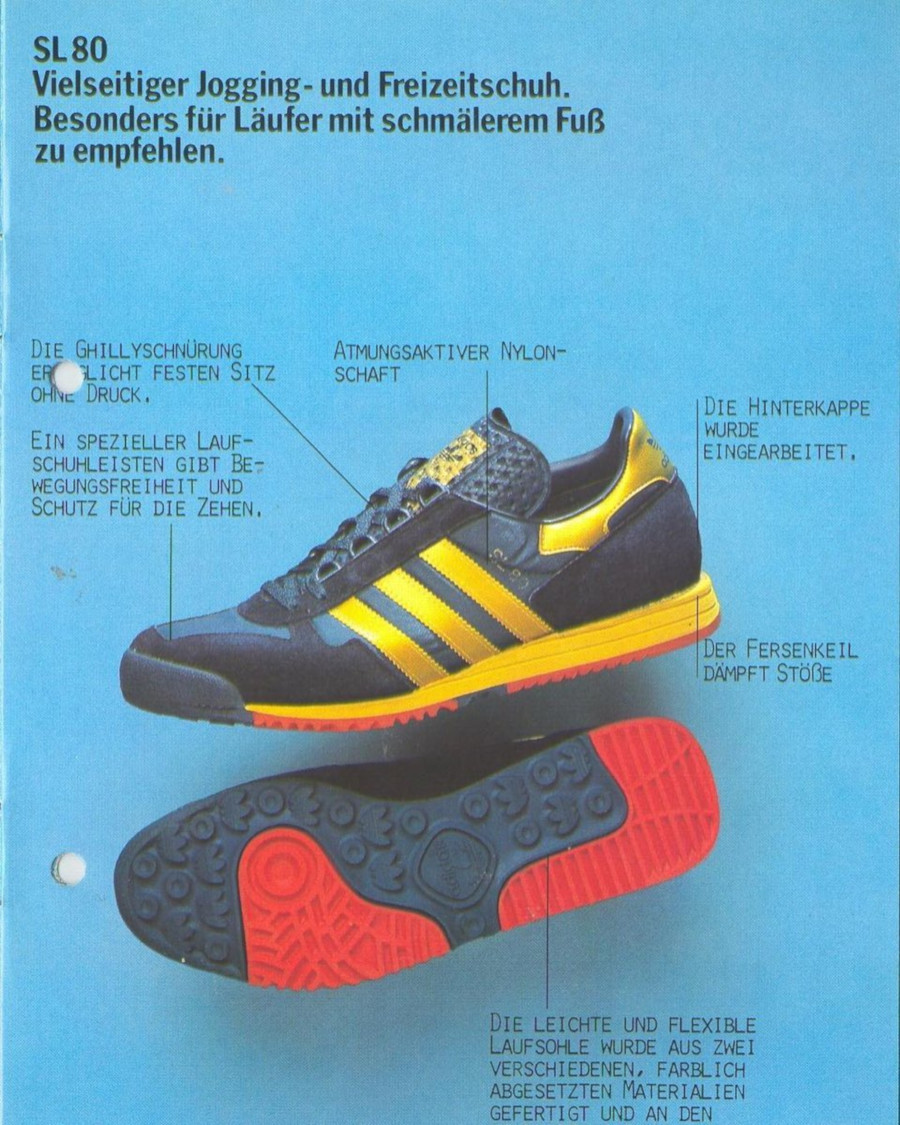 Adidas SL 80 vintage 1980 made in west germany (1)