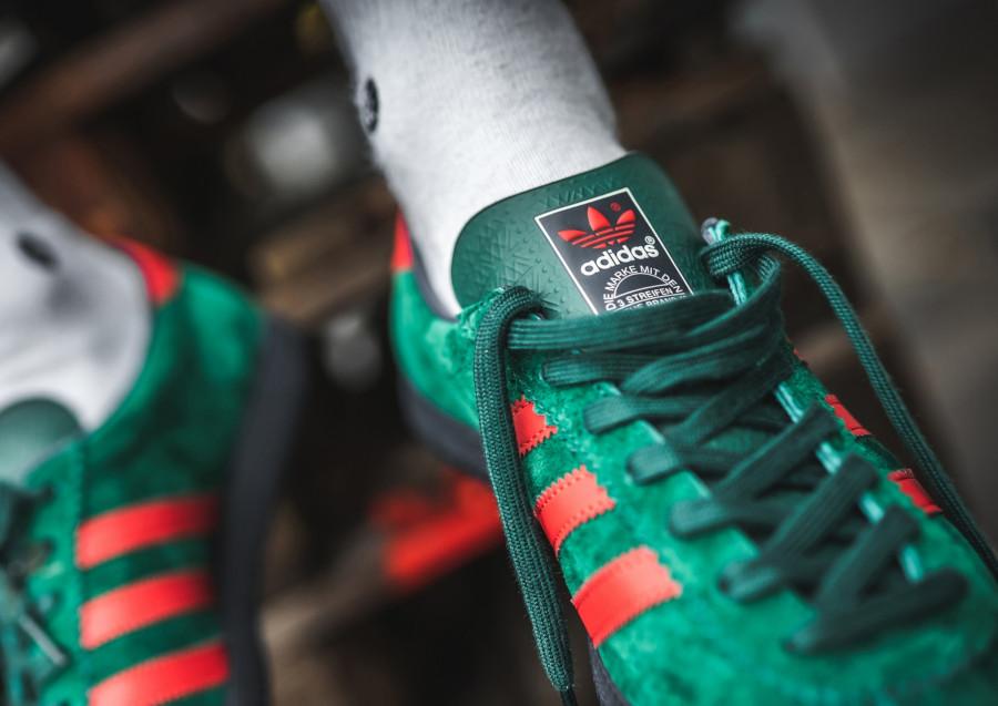 Adidas-SPZL-Blackburn-en-suède-vert-et-aux-3-bandes-rouge-rose-1