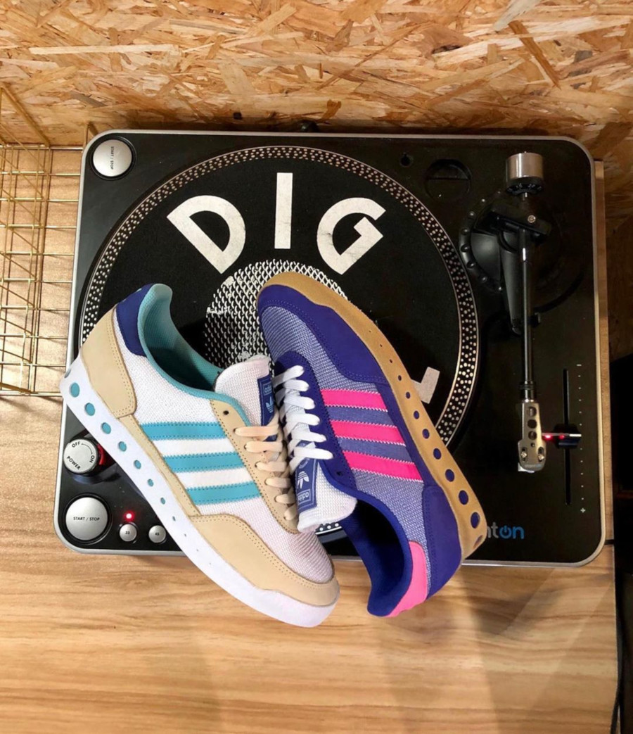 Adidas Training PT Vinyl Album Covers (exclu Size) (1)