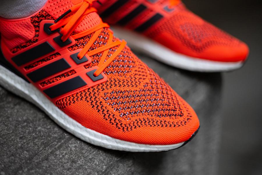 Adidas Ultraboost 1.0 rouge FU6648 (3)