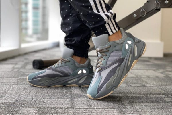 Adidas Yeezy 700 Boost V1 Teal Blue Wave Runner