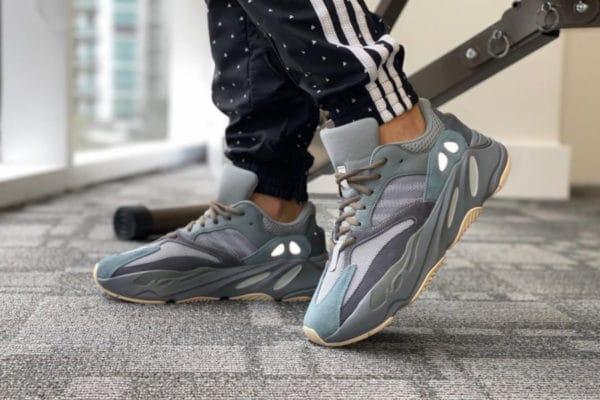 Adidas Yeezy 700 Boost V1 Teal Blue Wave Runner