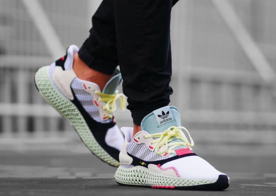 Adidas ZX 4000 4D - @sneakerjunkienz