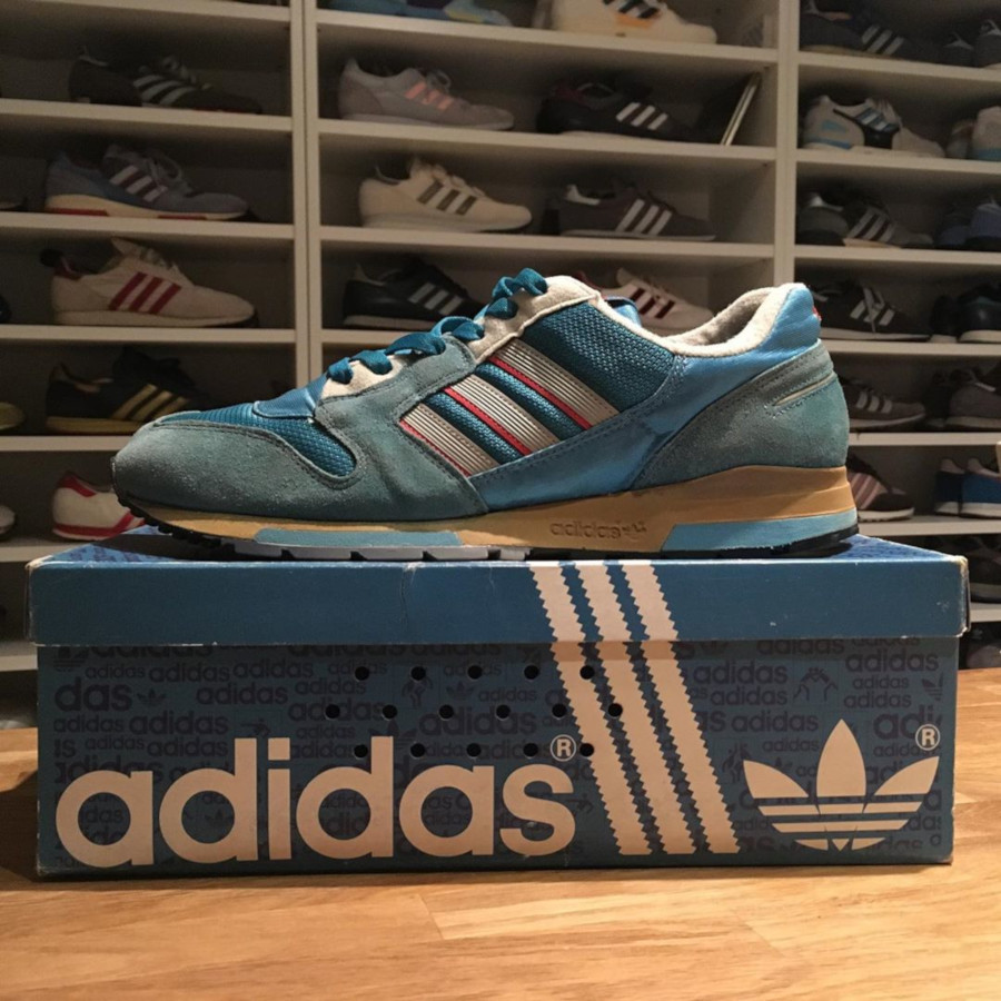 Adidas ZX 420 OG made in France 1988 - @peter_miwg78