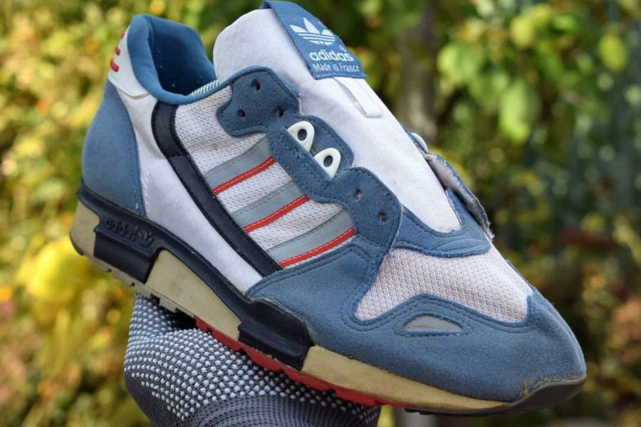 Adidas ZX 800 Vintage 1986 made in France camposvintage