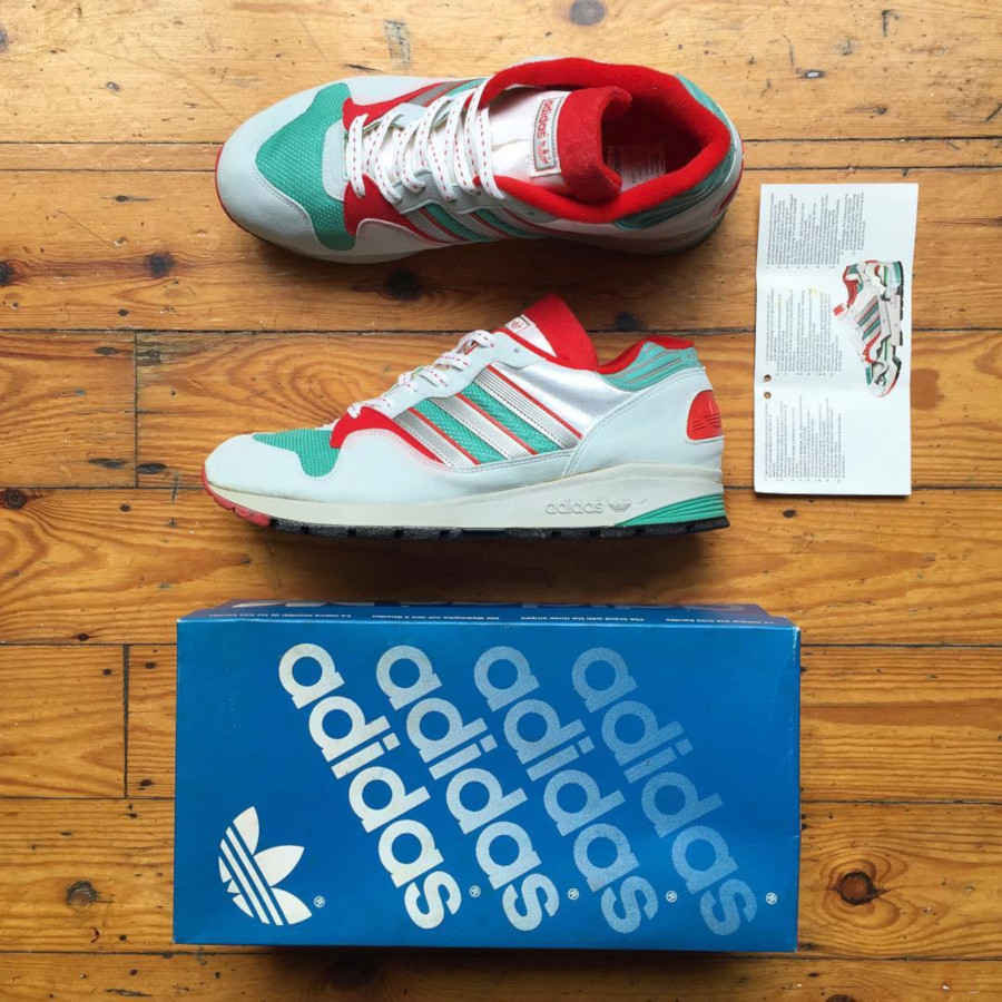 Adidas ZX 930 made in France robertbrooksy