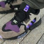 Packer Shoes x Adidas Consortium ZX Torsion Boost 'Mega Violet'