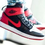 Air Jordan 1 High FlyEase Strap 'Gym Red' (Fearless Ones)