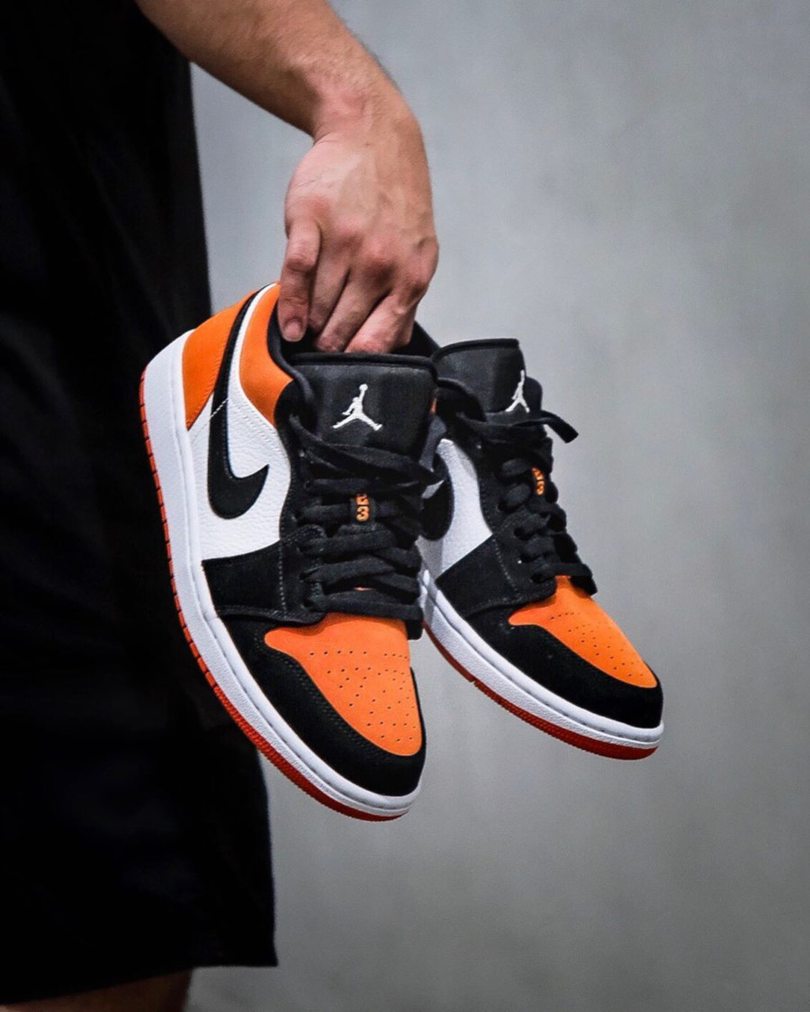 Air Jordan 1 Retro Low OG SBB Shattered Backboard