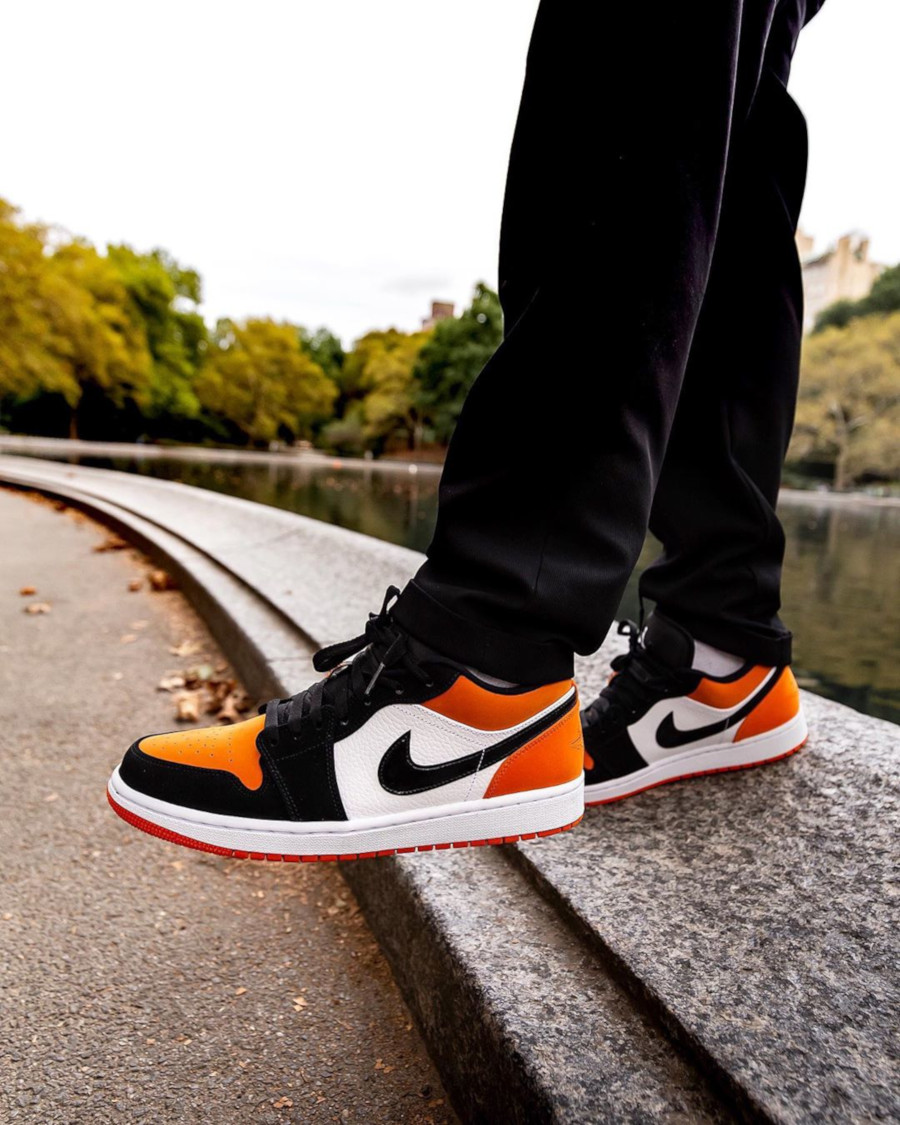 Air Jordan 1 Retro Low Shattered Backboard - @slimcargos