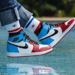 Air Jordan 1 High Retro OG Patent Leather 'Fearless Ones'