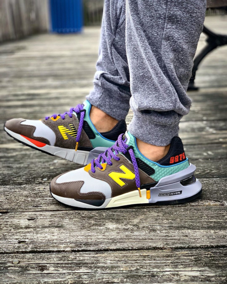 Bodega x New Balance 997S No Bad Days - @bigodes91