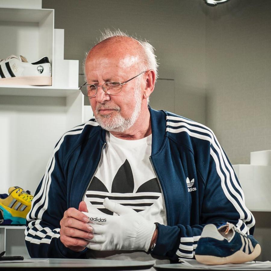 Markus Thaler ingénieur adidas