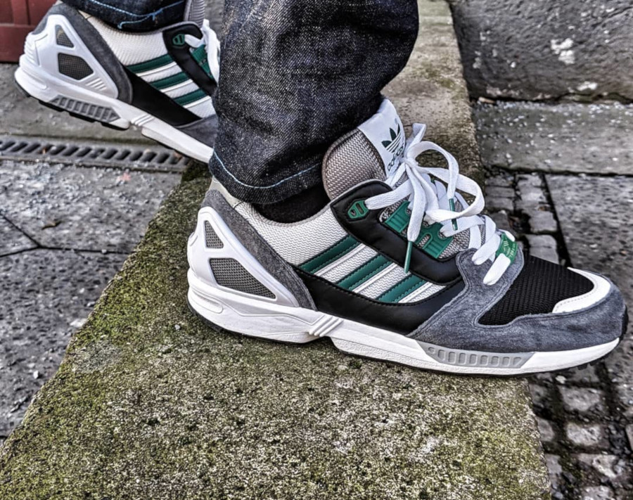 Mita Sneakers x Adidas ZX 8000 EQT - @hoerbote