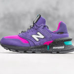 New Balance 997 Sport Cordura 'Prism Purple Black Carnival'