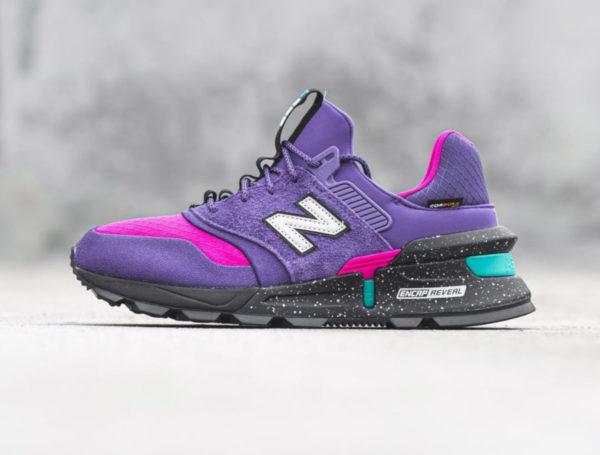 new balance violette