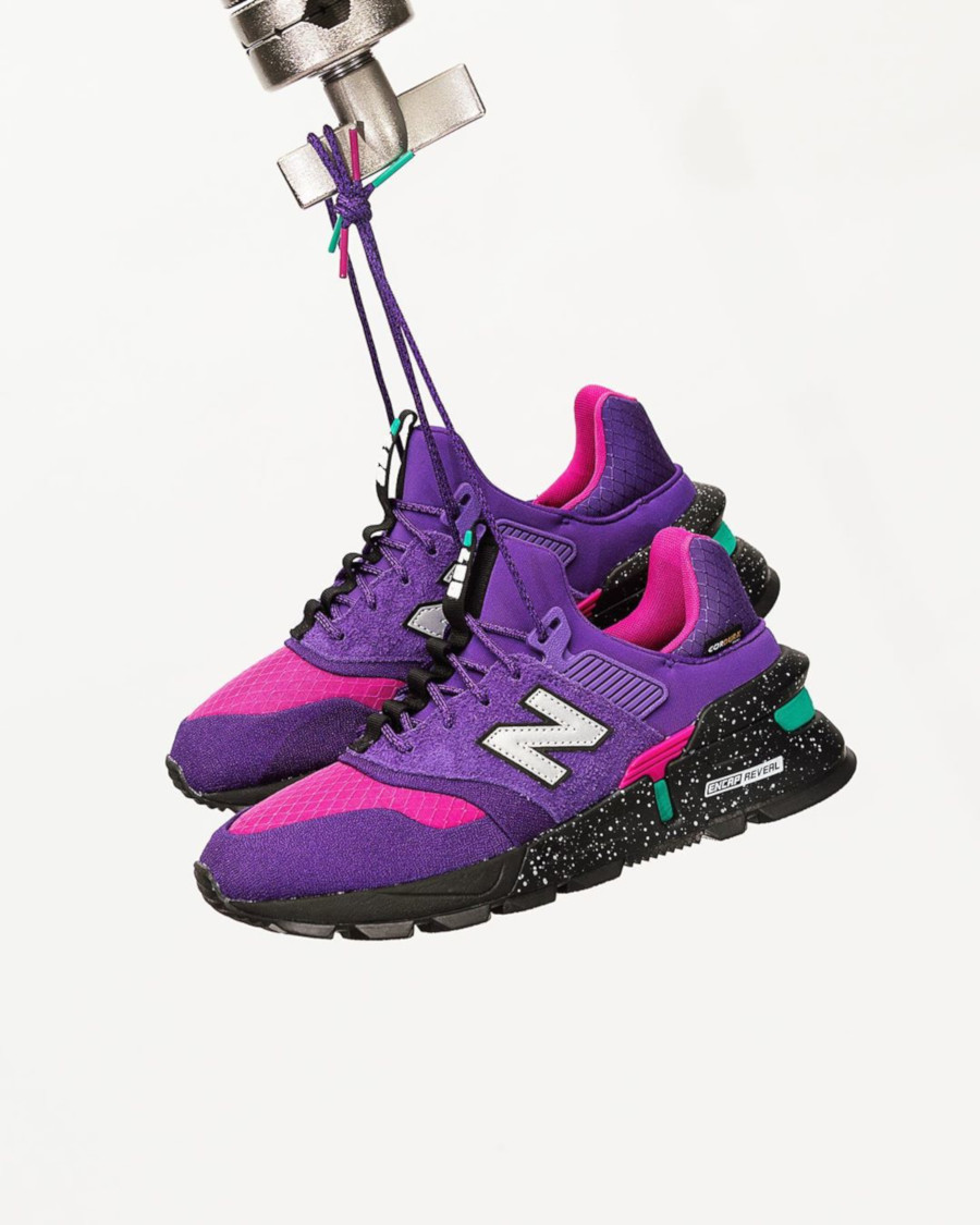 New Balance 997S Cordura Prism Purple MS997SA