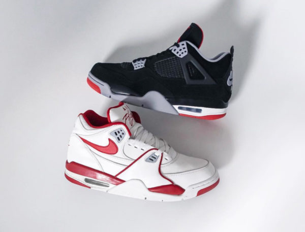Nike Air Flight 89 30ème anniversaire