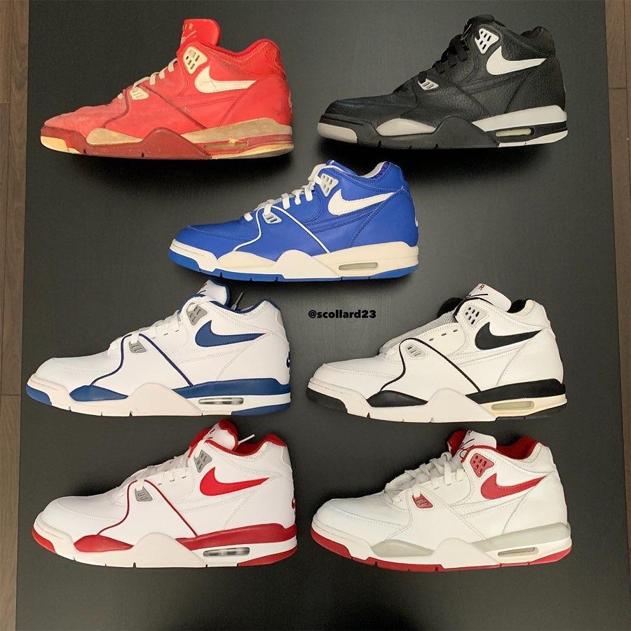 Nike Air Flight OG 1989 - @scollard23