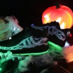 Nike Air Force 1 '07 QS 'Black Skeleton' (Halloween 2019)