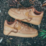 Nike Air Force 1 '07 WB 'Wheat' Flax Brown Gum