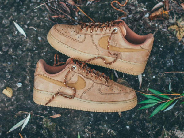 Nike Air Force 1 '07 WB Wheat 2019 CJ9179-200