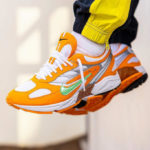 Nike Air Ghost Racer OG 2019 'Orange Peel Aphid Green'